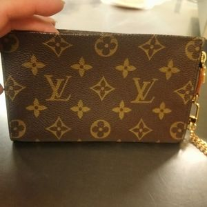 Louis Vuitton Pouch authentic